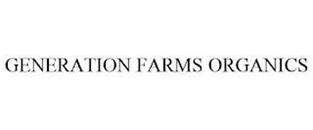 GENERATION FARMS ORGANICS