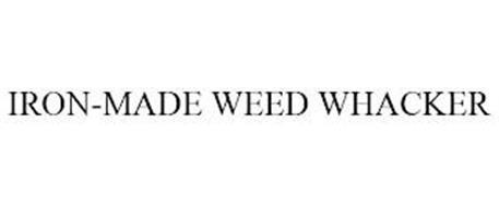 IRON-MADE WEED WHACKER