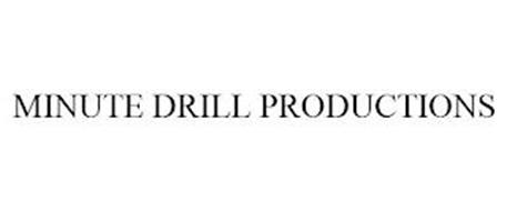 MINUTE DRILL PRODUCTIONS