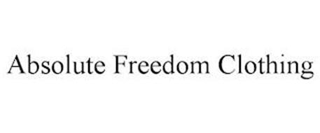 ABSOLUTE FREEDOM CLOTHING