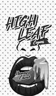 HIGH LEAF CIGARS HONEY COMB