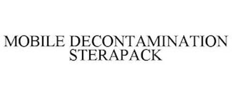 MOBILE DECONTAMINATION STERAPACK