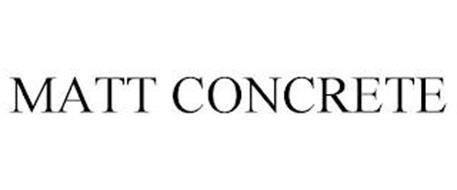 MATT CONCRETE