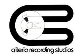 C CRITERIA RECORDING STUDIOS