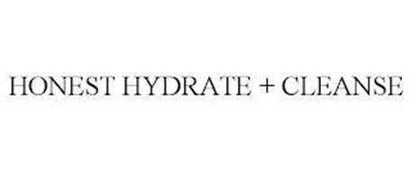 HONEST HYDRATE + CLEANSE