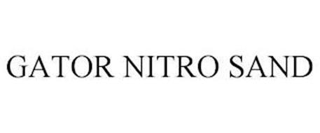 GATOR NITRO SAND