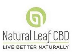 NATURAL LEAF CBD LIVE BETTER NATURALLY