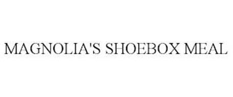 MAGNOLIA'S SHOEBOX MEAL