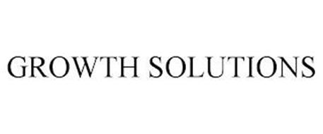 GROWTH SOLUTIONS