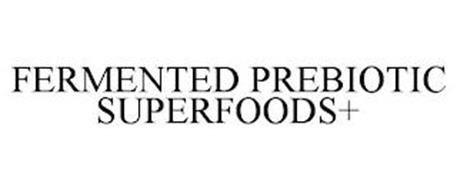 FERMENTED PREBIOTIC SUPERFOODS+