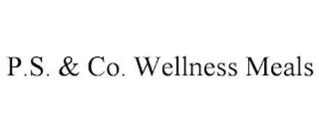 P.S. & CO. WELLNESS MEALS