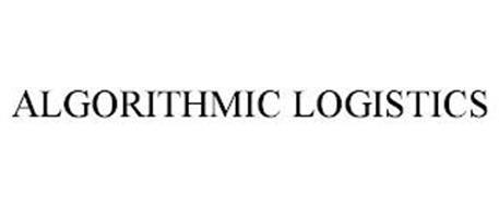 ALGORITHMIC LOGISTICS
