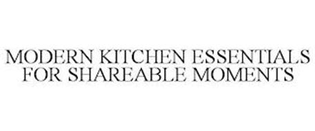 MODERN KITCHEN ESSENTIALS FOR SHAREABLE MOMENTS