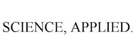 SCIENCE, APPLIED.