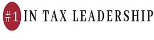 #1 IN TAX LEADERSHIP