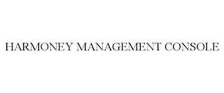 HARMONEY MANAGEMENT CONSOLE