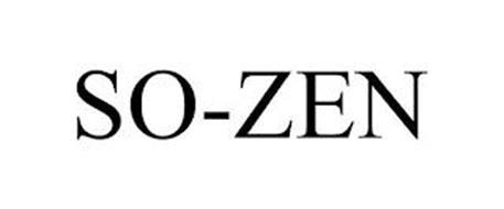 SO-ZEN