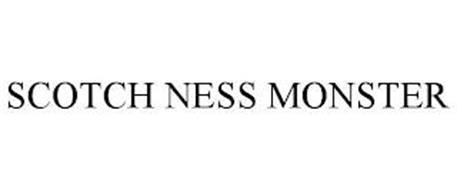 SCOTCH NESS MONSTER