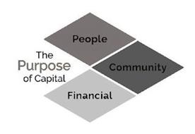 THE PURPOSE OF CAPITAL PEOPLE COMMUNITY FINANCIAL