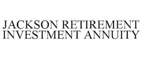 JACKSON RETIREMENT INVESTMENT ANNUITY
