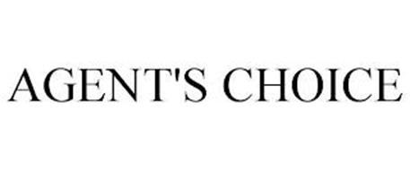 AGENT'S CHOICE