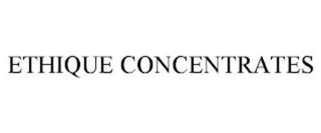 ETHIQUE CONCENTRATES