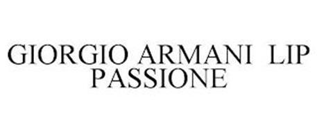 GIORGIO ARMANI LIP PASSIONE