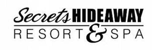 SECRETS HIDEAWAY RESORT & SPA