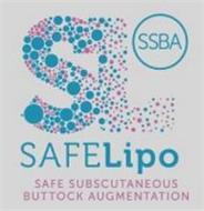SL SSBA SAFELIPO SAFE SUBCUTANEOUS BUTTOCK AUGMENTATION