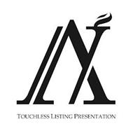 TOUCHLESS LISTING PRESENTATION