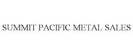 SUMMIT PACIFIC METAL SALES