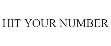 HIT YOUR NUMBER