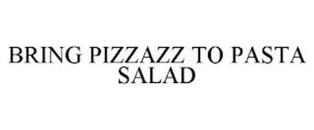 BRING PIZZAZZ TO PASTA SALAD