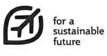 FOR A SUSTAINABLE FUTURE