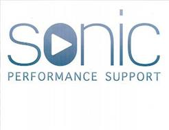 SONIC PERFORMANCE SUPPORT