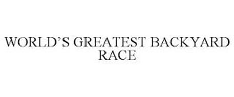 WORLD'S GREATEST BACKYARD RACE