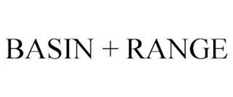 BASIN + RANGE