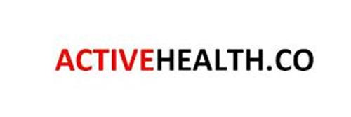 ACTIVEHEALTH.CO