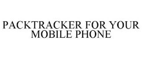 PACKTRACKER FOR YOUR MOBILE PHONE