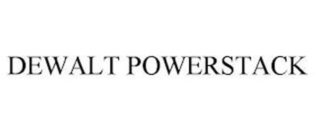 DEWALT POWERSTACK