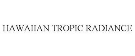 HAWAIIAN TROPIC RADIANCE