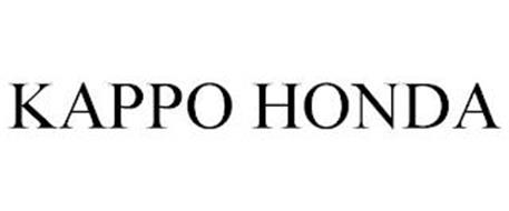 KAPPO HONDA