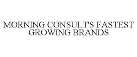 MORNING CONSULT'S FASTEST GROWING BRANDS