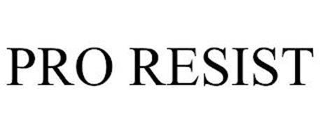 PRO RESIST