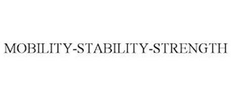 MOBILITY-STABILITY-STRENGTH