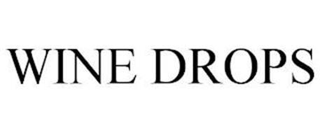 WINE DROPS