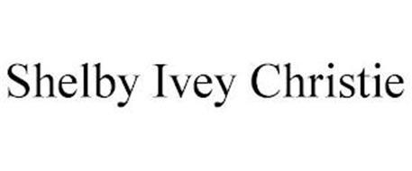 SHELBY IVEY CHRISTIE