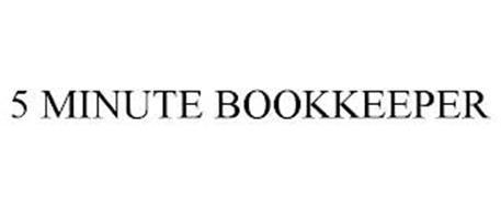 5 MINUTE BOOKKEEPER