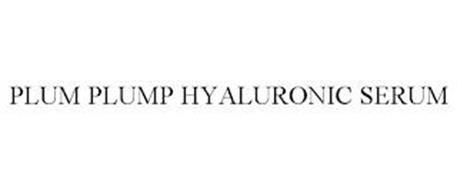 PLUM PLUMP HYALURONIC SERUM