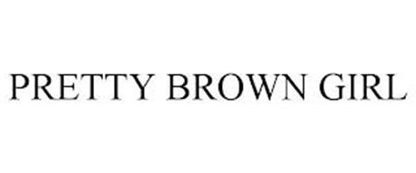PRETTY BROWN GIRL